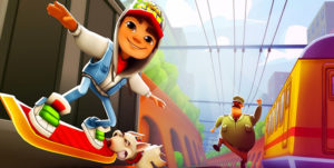 can i download subway surfers