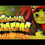 subway surfers halloween